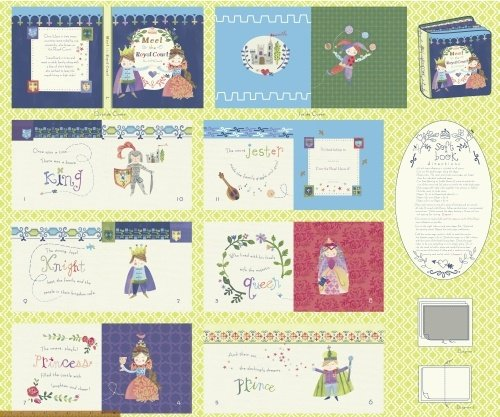 41630P-X Meet the Royal Court by Windham Fabrics