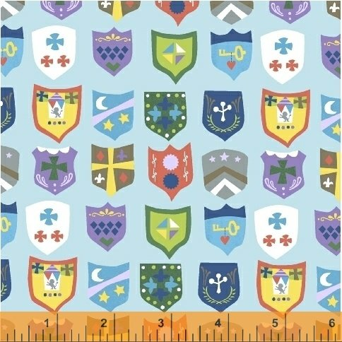 41635-5 Meet the Royal Court by Windham Fabrics