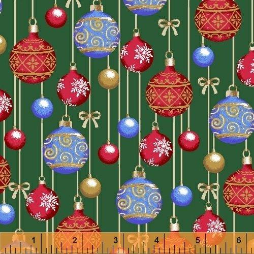 41640-2M  O Christmas Tree by Windham Fabrics