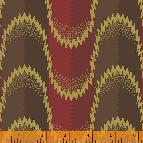 41669-1 Postage Stamp by Windham Fabrics