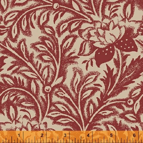 41672-1 Postage Stamp by Windham Fabrics