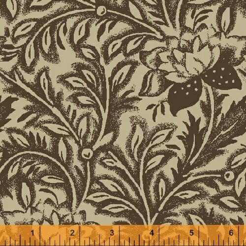 41672-5 Postage Stamp by Windham Fabrics