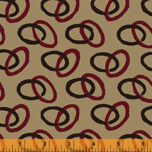 41675-5  Postage Stamp by Windham Fabrics