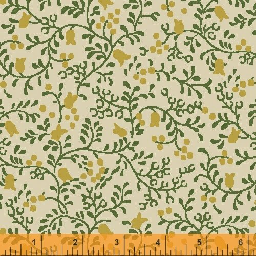 41676-4  Postage Stamp by Windham Fabrics
