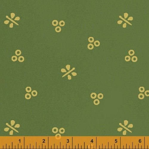 41677-4  Postage Stamp by Windham Fabrics