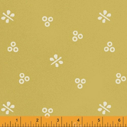 41677-6  Postage Stamp by Windham Fabrics