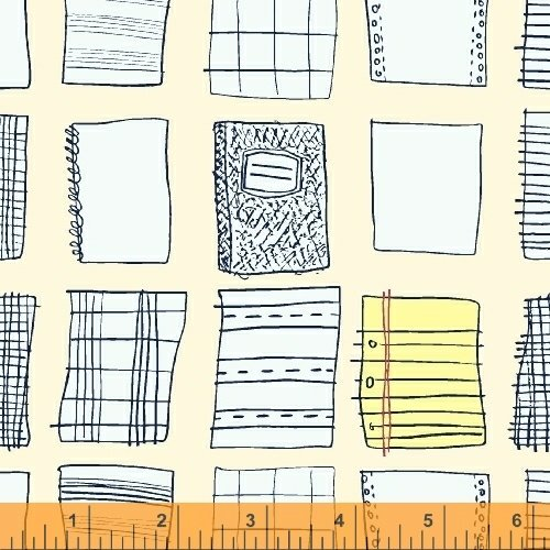 41683-4 Paper Obsessed by Windham Fabrics