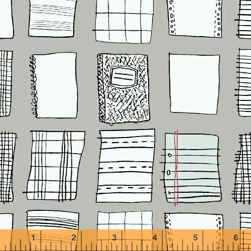 41683-5  Paper Obsessed by Windham Fabrics