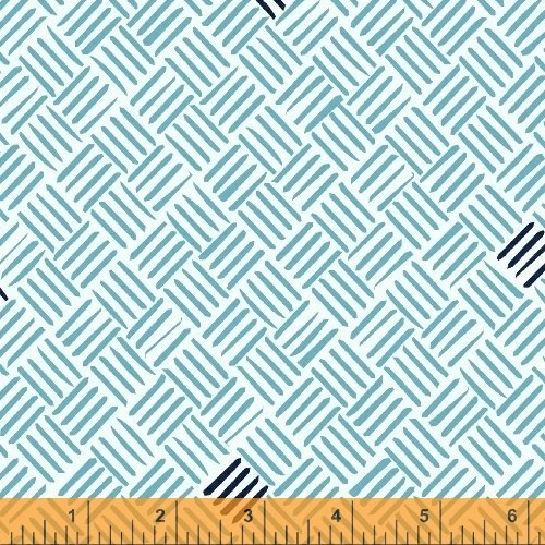 41686-11  Paper Obsessed by Windham Fabrics