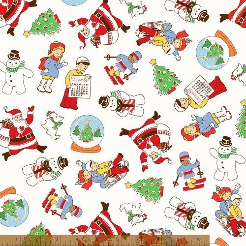 41742-X Storybook Christmas