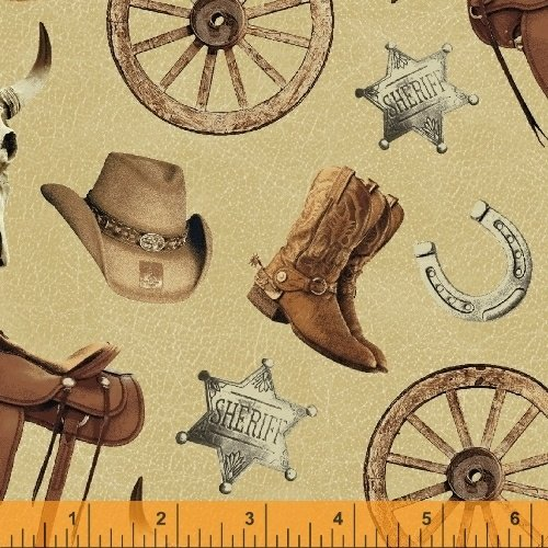 41781-2 Cattle Drive by Windham Fabrics