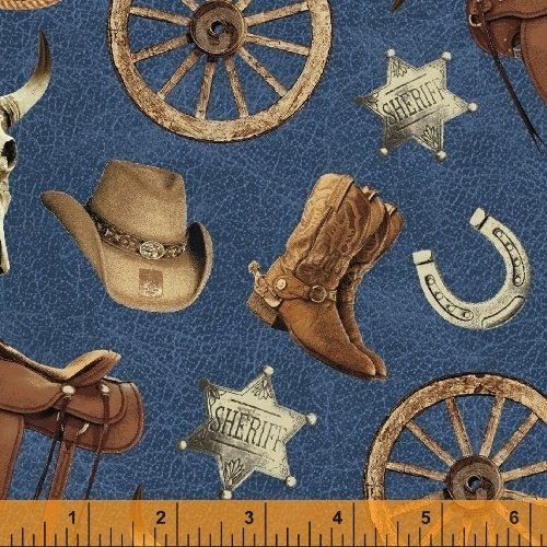 41781-4 Cattle Drive by Windham Fabrics