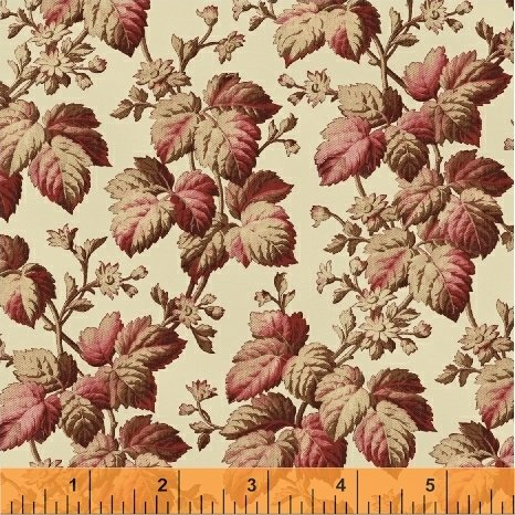 41910-1 Rosewater by Nancy Gere for Windham Fabrics