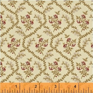 41914-1 Rosewater by Nancy Gere for Windham Fabrics