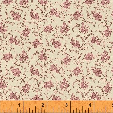 41916-3 Rosewater by Nancy Gere for Windham Fabrics