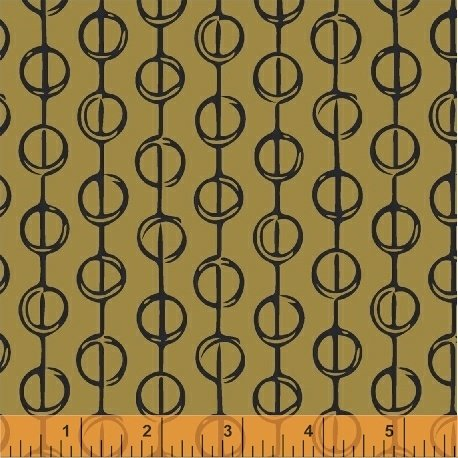 42007-14 Hand Maker by Natalie Barnes of Beyond the Reef for Windham Fabrics