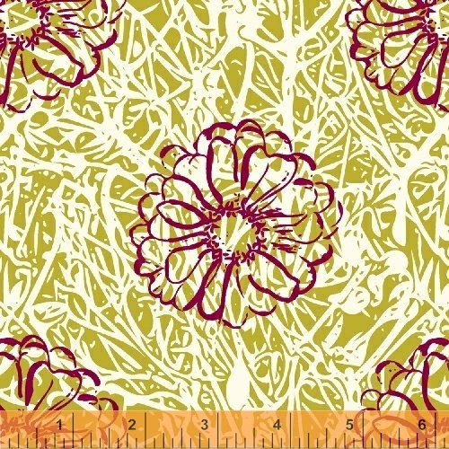 42008-8 Hand Maker by Natalie Barnes of Beyond the Reef for Windham Fabrics
