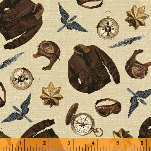 42097-3 Theory of Aviation By Windham Fabrics