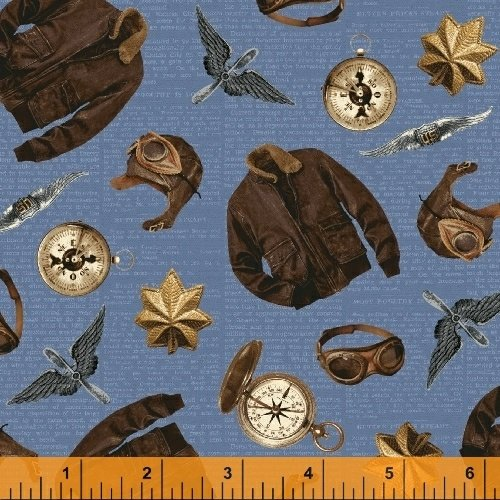 42097-4 Theory of Aviation By Windham Fabrics
