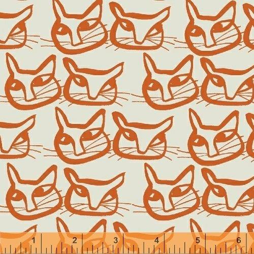 42113-3 Hemma by Lotta Jansdotter for Windham Fabrics