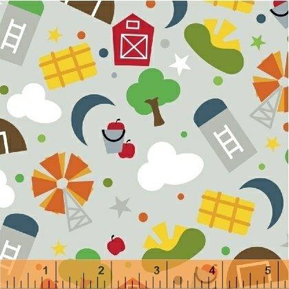 42169-4 Farm by Windham Fabrics