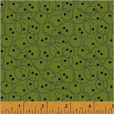 42286-5 Vine Inspired by Susan McCord by The Henry Ford Museum for Windham Fabrics