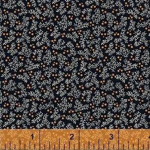 42680-1 Cheddar & Indigo by Windham Fabrics