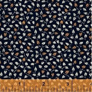 42682-1 Cheddar & Indigo by Windham Fabrics