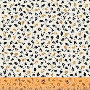 42682-3 Cheddar & Indigo by Windham Fabrics
