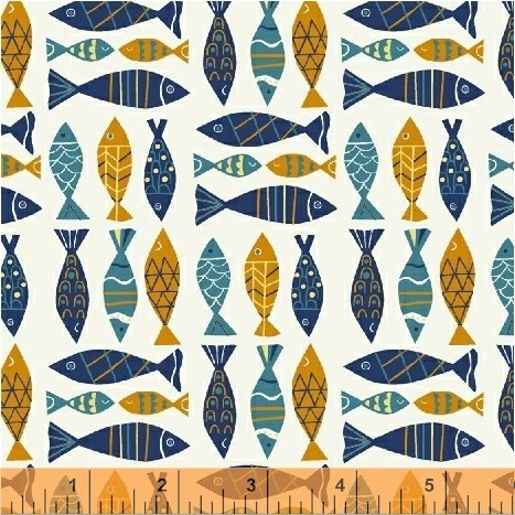 42696-3 Seaside by Windham Fabrics