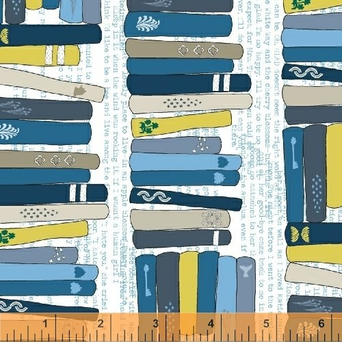 42705-2 Literary designed by Heather Givans for Windham Fabrics