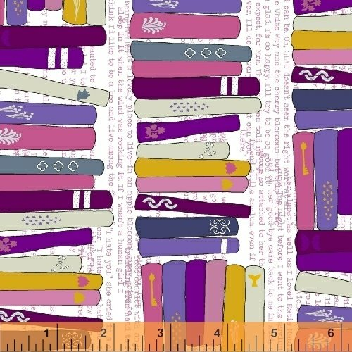 42705-3 Literary designed by Heather Givans for Windham Fabrics