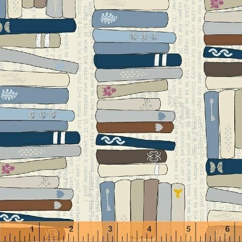42705-5 Literary designed by Heather Givans for Windham Fabrics