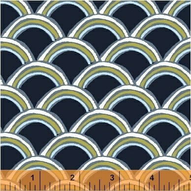 42707-10 Literary designed by Heather Givans for Windham Fabrics