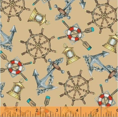 42816-4 High Tide by Windham Fabrics