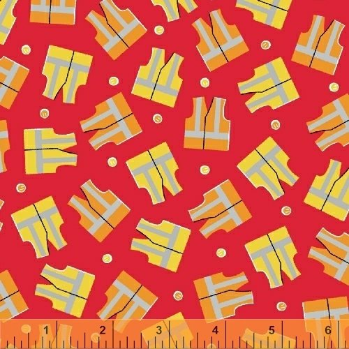 42926-4 by The Big Dig  Windham Fabrics
