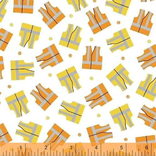 42926-5 The Big Dig by Windham Fabrics