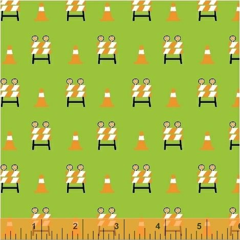 42928-7 The Big Dig by Windham Fabrics