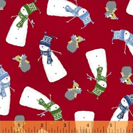 42935-3 Santa's Little Helper by Windham Fabrics