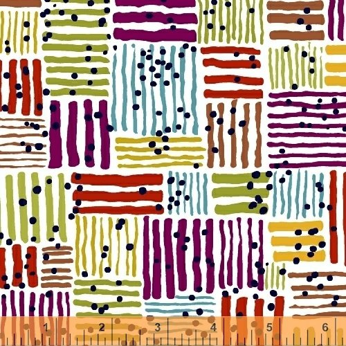 43148-1 Makers Home by Natalie Barnes of Beyond the Reef for Windham Fabrics
