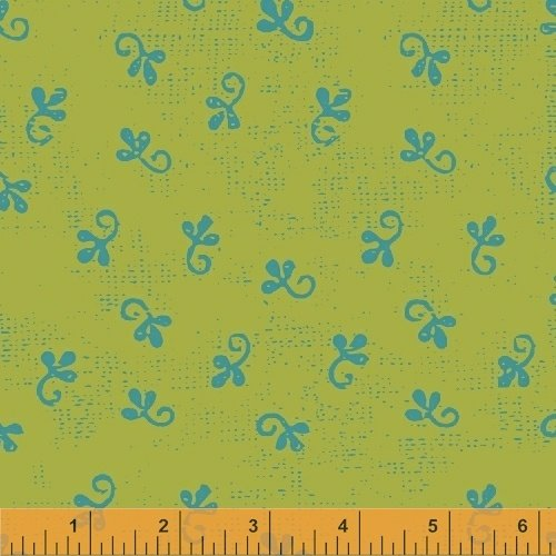 43153-10 Makers Home by Natalie Barnes of Beyond the Reef for Windham Fabrics