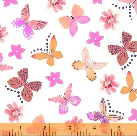 43161-2 Painted Wings by Windham Fabrics