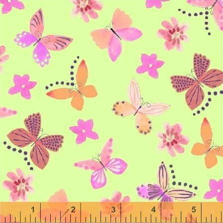 43161-4 Painted Wings by Windham Fabrics