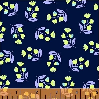 43162-1 Painted Wings by Windham Fabrics