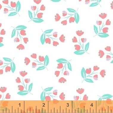43162-2 Painted Wings by Windham Fabrics
