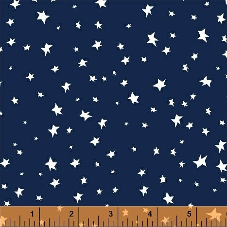 43234-4 Aliens by Windham Fabrics