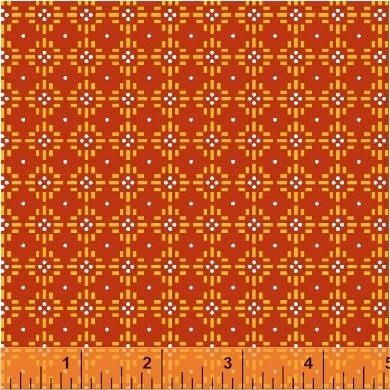 43295-4 Uppercase Vol 2 by Windham Fabrics