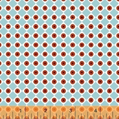 43298-1 Uppercase Vol 2 by Windham Fabrics