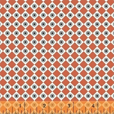 43298-4 Uppercase Vol 2 by Windham Fabrics