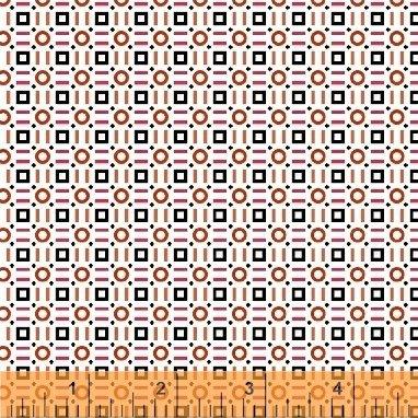 43299-4 Uppercase Vol 2 by Windham Fabrics